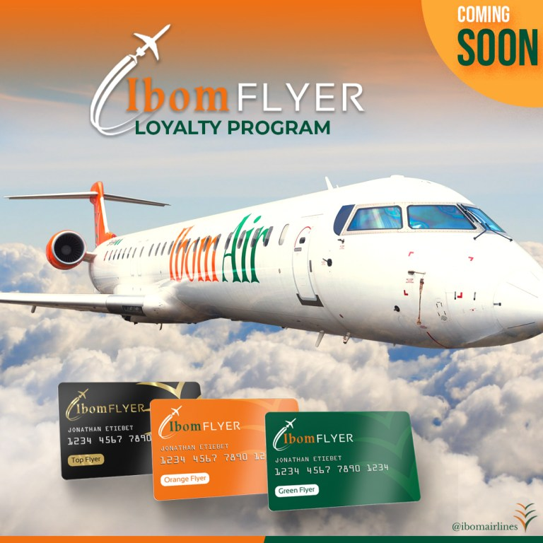 Ibom Air Set To Launch Loyalty Program For Frequent Flyers