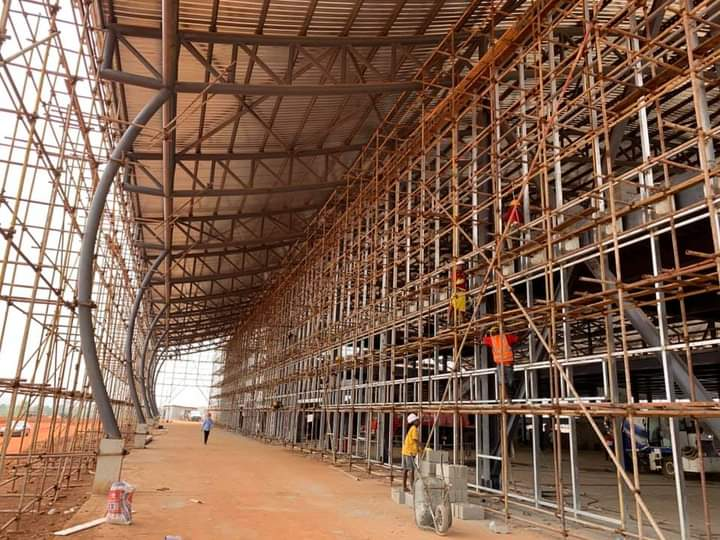 Anambra Cargo Airport, Umueri, Construction Update