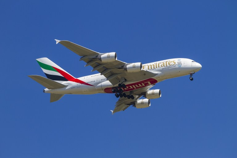 Emirates Extends Nigeria To Dubai Flight Ban till March 20