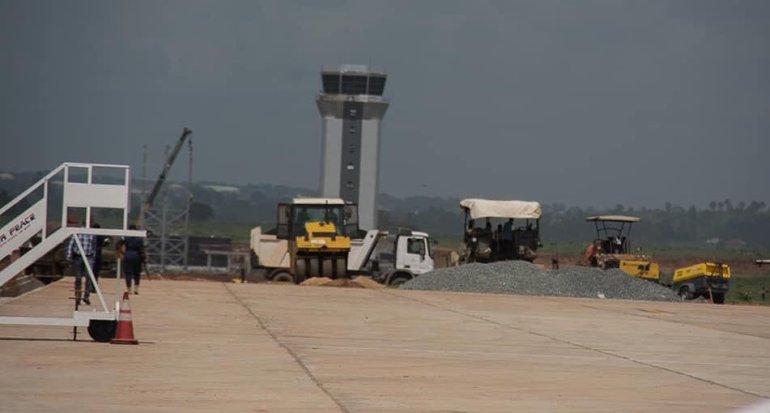 Gov. Obiano Commissions Anambra International Airport, Umueri. (Photos)