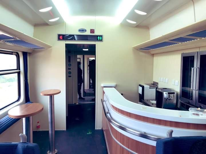 Lagos – Abeokuta – Ibadan Train Schedule, Ticket Price