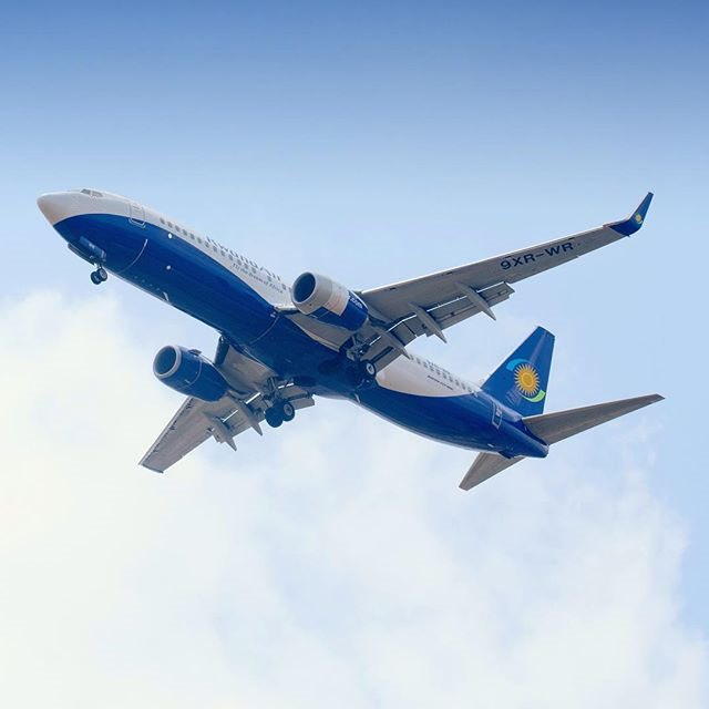 RwandAir Restarts Abuja & Lagos to Johannesburg Flights
