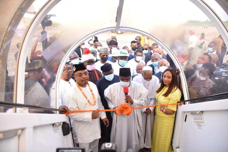 Ibom Air To Get 10 New Aircraft – Gov. Udom Emmanuel