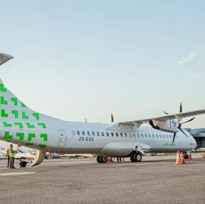 Book Green Africa Airways Flights From N12,000