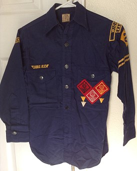 Early Cub Scout Uniforms