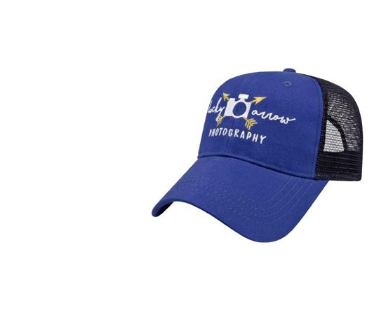 Mesh Structured Cap