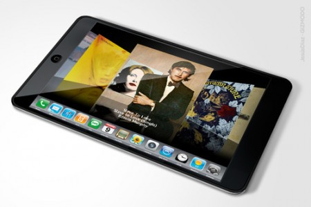 Apple iTablet concept