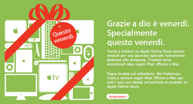 Apple Offerte Black Friday