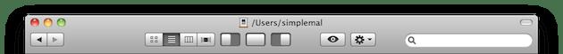 goFinder aggiunge nuove funzioni al finder in stile aero snap