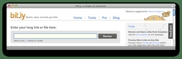 applicazione mac bit.ly free