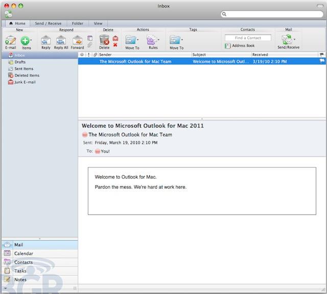 outlook per mac office 2011