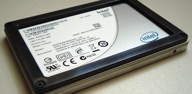 disco SSD su MacBook Pro