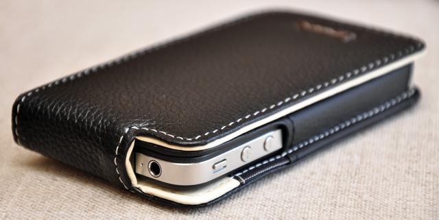 custodia pelle iphone
