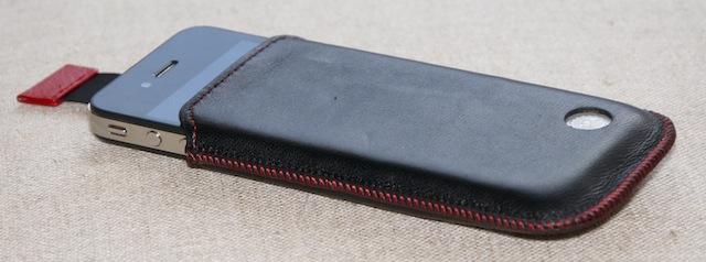 Alu-Leather iPhone 4