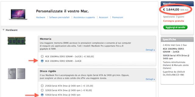 macbookpro13offerta