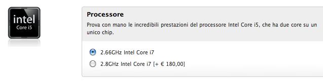 nuovo processore