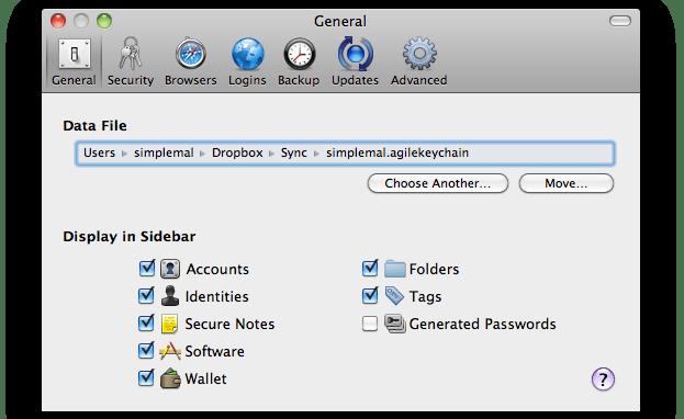 1password dropbox