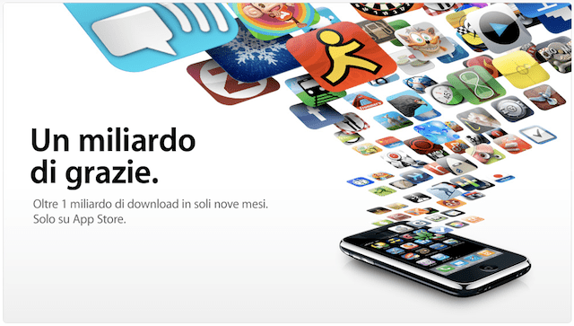 Un milione di app