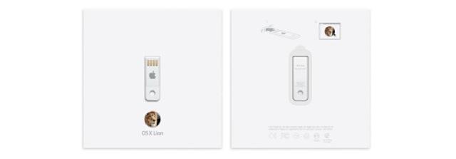 Disponibile OS X Lion su USB: 59€ in Apple Store