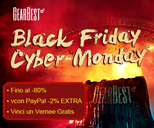 Gearbest BlackFriday