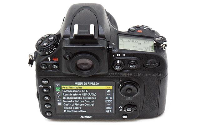 Nikon-D800-controlli