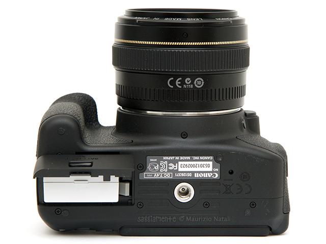 650d-batteria