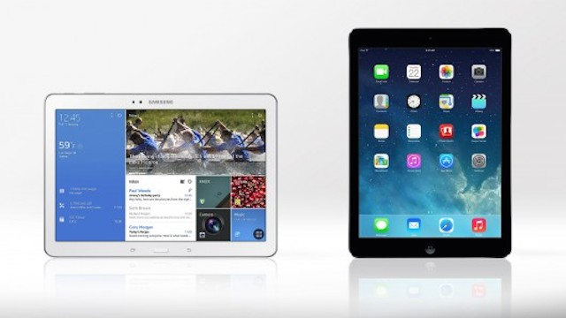 galaxy-tab-pro-10-1-vs-ipad-air