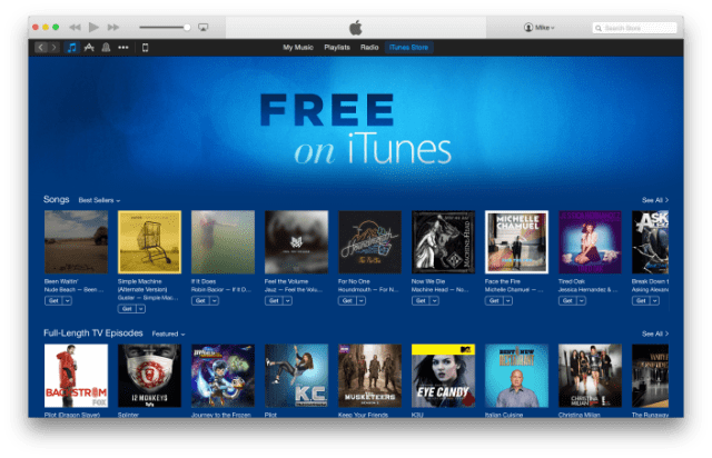 free-on-itunes