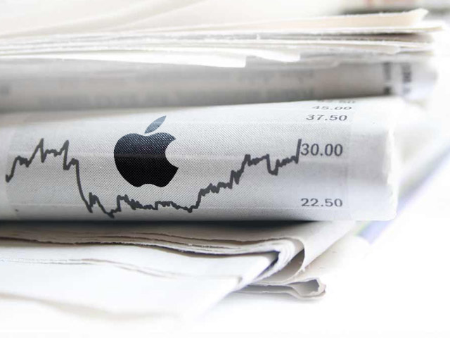 Apple-Stock-dowjones