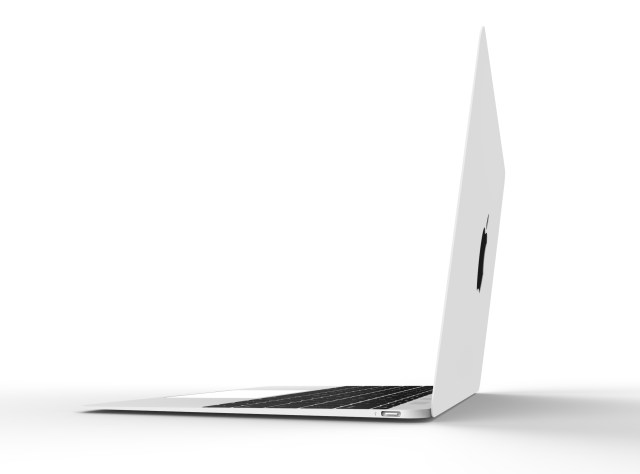 Macbook Air 12-retro