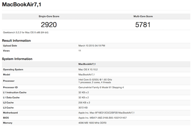 mba112015geekbench