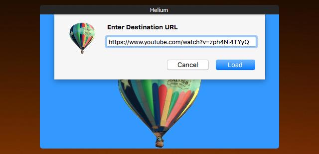helium-float-window