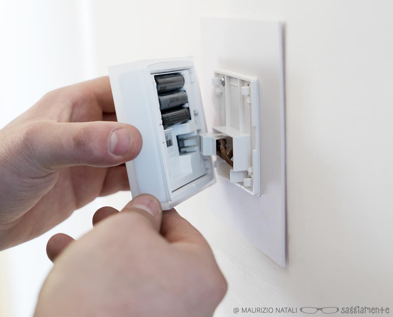 Recensione termostato intelligente netatmo for Valvole termostatiche netatmo