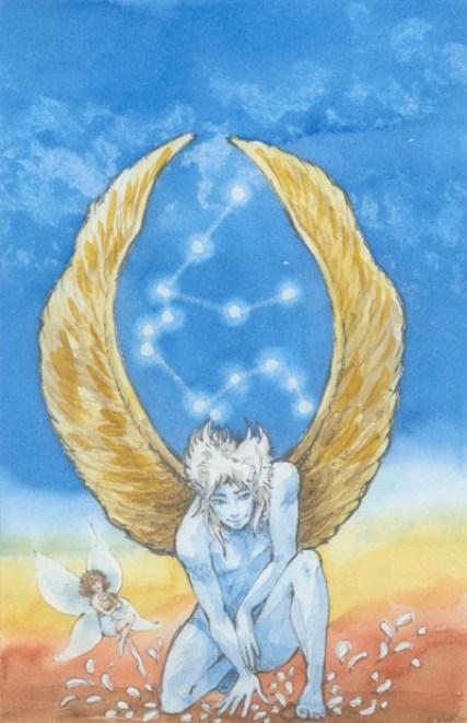 Aquarius Zodiaco