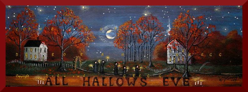 Halloween Celti