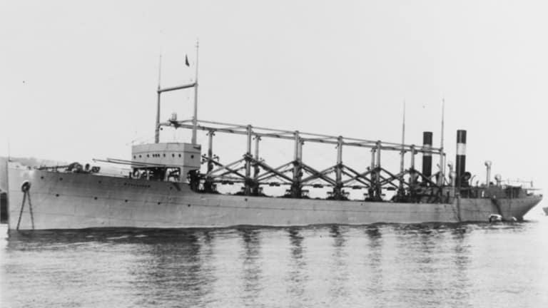 Triangolo delle Bermuda USS Cyclops