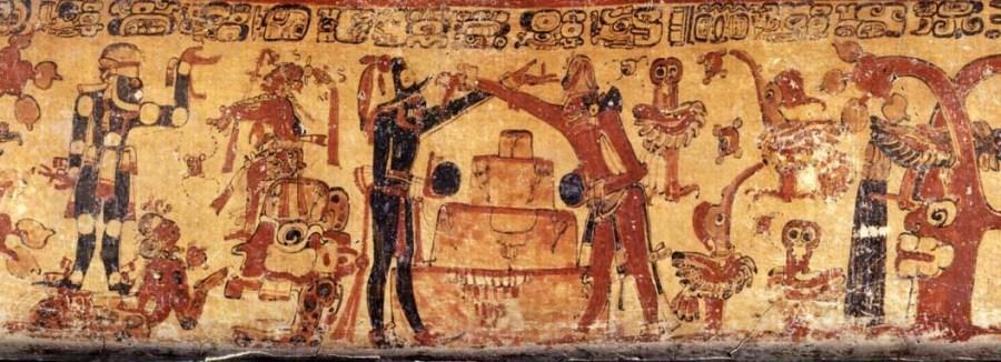 Popol vuh maya
