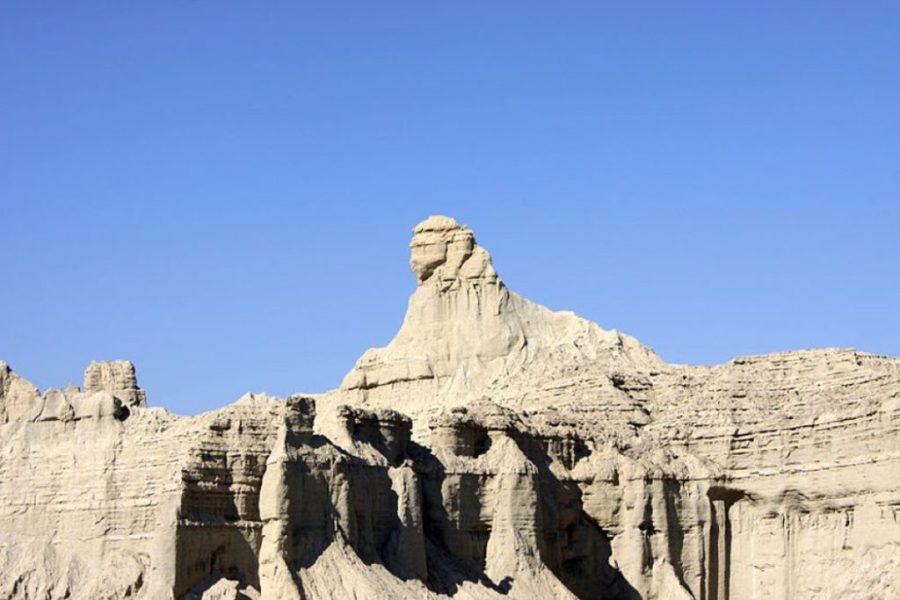 sfinge del Balochistan