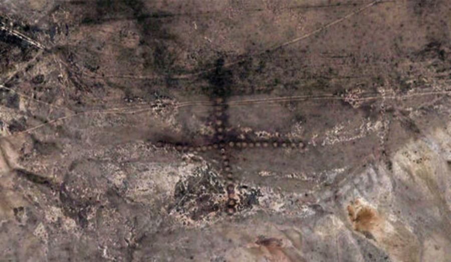 geoglifi del Kazakistan