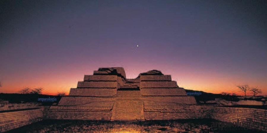 piramide Canada de la Virgen
