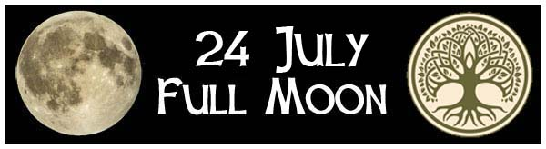 Ogham Says fullmoon july
