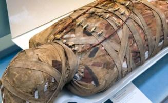 La pratica dell'imbalsamazione in Egitto: erede di una procedura più antica e reversibile
