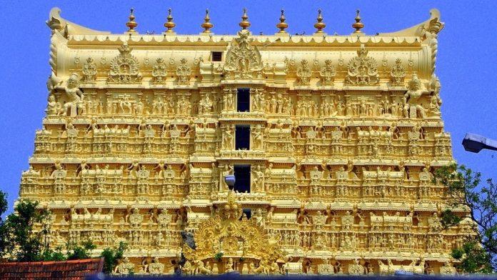 del tempio di Padmanabhaswamy