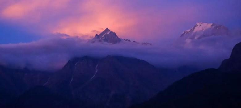 monte Kailash piramide