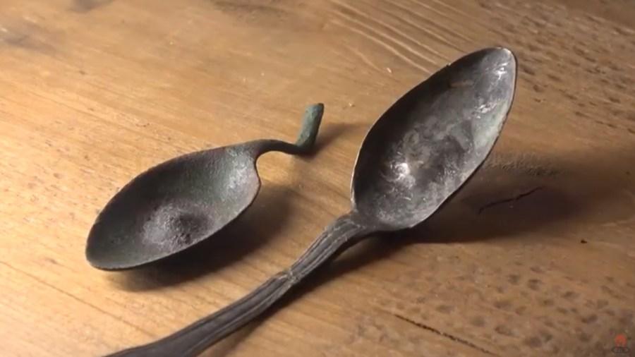 Il cucchiaino delle Streghe
