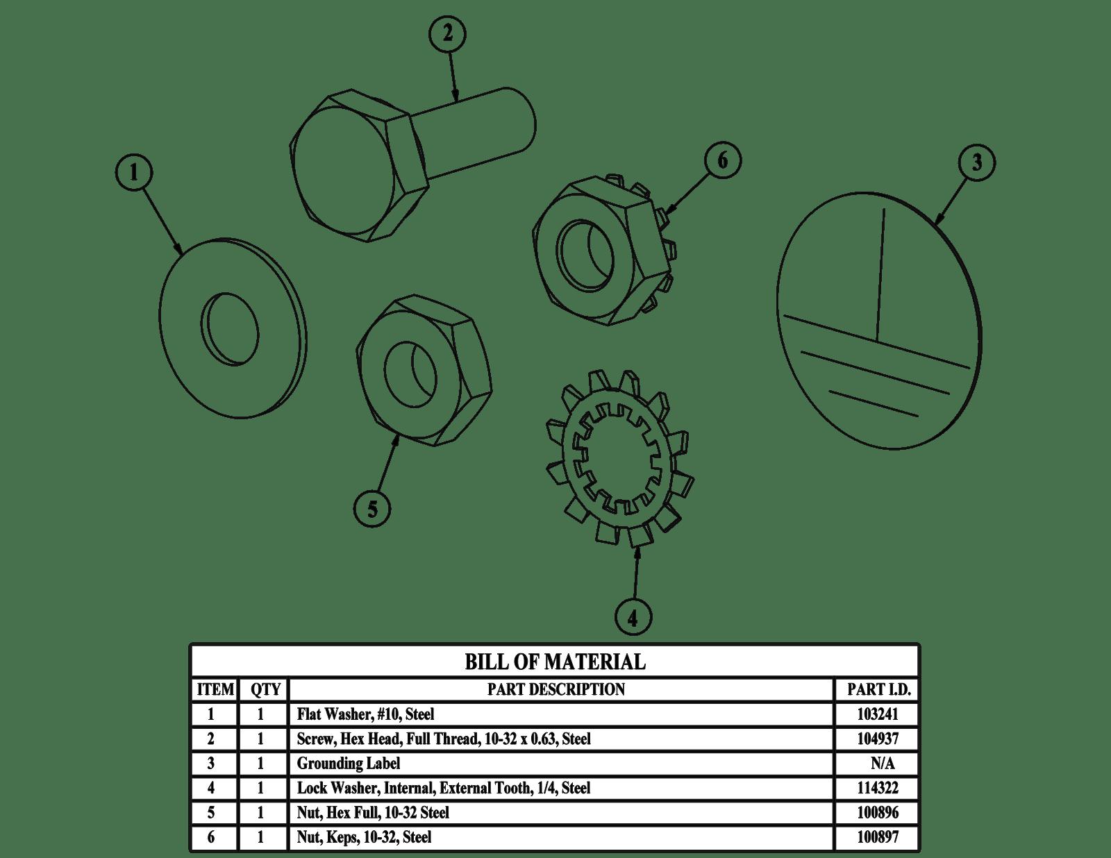 Standard Enclosures