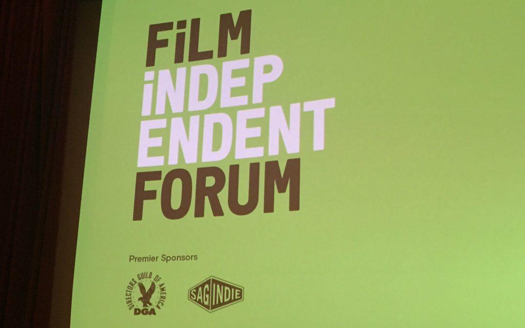 FILM INDEPENDENT FORUM 2017 Highlights