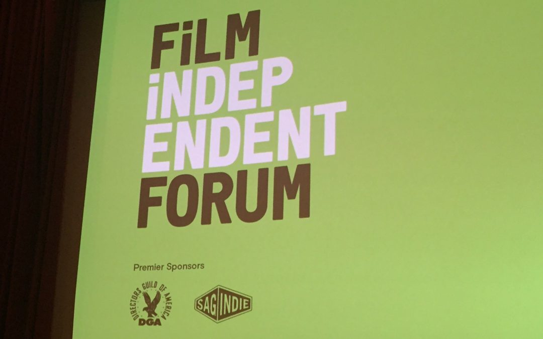 FILM INDEPENDENT FORUM 2017 Highlights