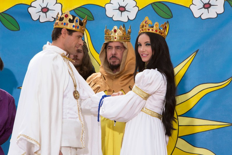 the love witch wedding