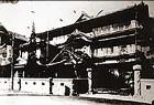 ▲旧本館は昭和11年から12年の建築。諏訪地方の木造3階建旅館では最後に残された本格的建築物でした。